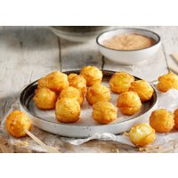 Kartoffel-Käsesnacks
