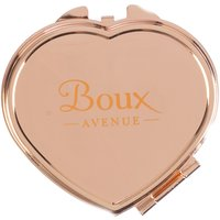 Boux Avenue Heart mirror - Rose Gold - OS
