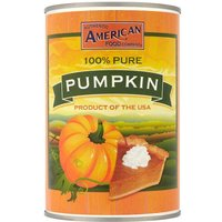 100% Pure Canned Pumpkin