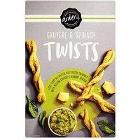 Ardens Twists Gruyere & Spinach