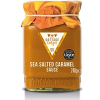 Cottage Delight Sea Salted Caramel Sauce