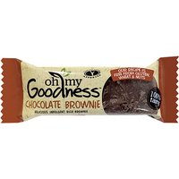 Oh My Goodness Gluten Free Chocolate  Brownie