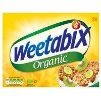 Weetabix Organic Wholegrain 24pk