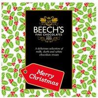 Beechs Merry Christmas Chocolates