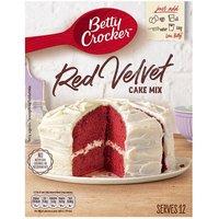 Betty Crocker Red Velvet Food Cake Mix