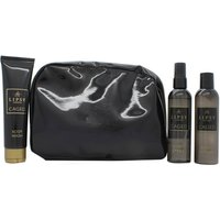 Lipsy Caged Gift Set 100ml Body Lotion + 100ml Body Spray + 100ml Body Wash + Ba