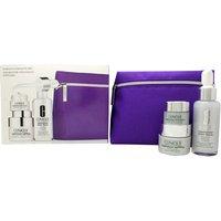 Clinique Repairwear Laser Focus Gift Set 30ml Serum + 15ml Uplifting Cream + 5ml