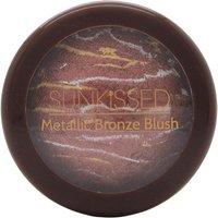 SUNkissed Metallic Bronze Blush 10g
