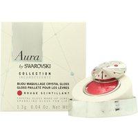 Swarovski Aura Crystal Lip Gloss Pendant 1.3g - Rouge