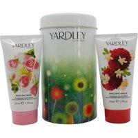 Yardley London Gift Set 50ml English Dahlia Nourishing Hand Cream + 50ml English