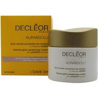 Decleor Aurabsolu Intense Glow Awakening Cream 50ml