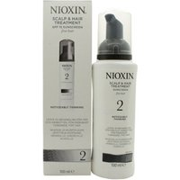 Wella Nioxin Scalp Treatment System 2 SPF15 100ml