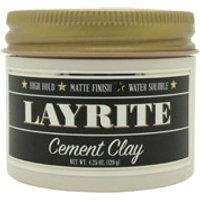 Layrite Cement Hair Clay Cream 120ml
