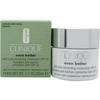Clinique Even Better Skin Tone Correcting Moisturizer Broad Spectrum SPF 20 50ml
