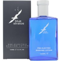 Parfums Bleu Limited Blue Stratos Pre-Electric Shaving Lotion 100ml