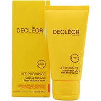 Decleor Life Radiance Flash Radiance Mask 50ml - All Skin Types
