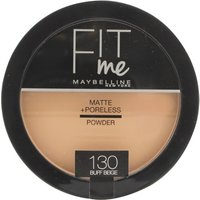 Maybelline Fit Me Matte + Poreless Powder 8.5g - Buff Beige