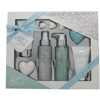 Style & Grace Puro Pure Bliss Bath & Body Gift Set - 8 Pieces