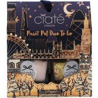 Ciate Paint Pot Duo Gift Set 2 x 5ml Nail Polish - Christmas Ornament