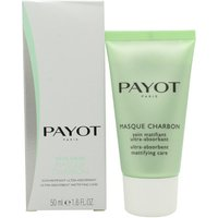 Payot Pate Grise Masque Charbon Mattifying Face Mask 50ml
