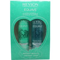Revlon Equave Hydro Shampoo Duo Gift Set 250ml + Volumizing Leave-In Spray Condi