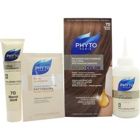 Phyto Color Permanent Hair Colour - 7D Golden Blonde