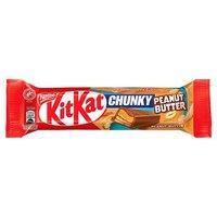 Nestle Kit Kat Chunky Peanut Butter