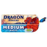 Braces Dragon Medium White 750g