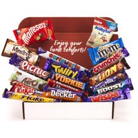 Brit Kit - Cadbury Chocolate Selection - The Icons