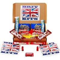 Brit Kit - British Chocolate Selection  - The Wild Bunch