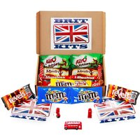 Brit Kit - British Chocolate Selection - The Individuals