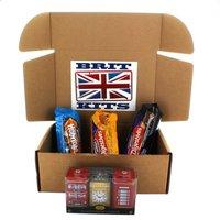 Brit Kit - Chocolate Biscuit Elevenses