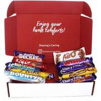 Brit Kit Letterbox - British Chocolate Favourites