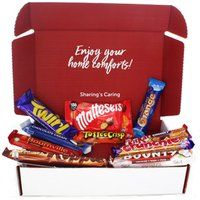 Brit Kit Letterbox - British Chocolate Essentials