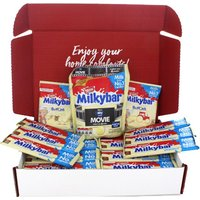Brit Kit Letterbox - Milky Bar White Chocolate