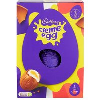 Cadbury Creme Egg Large Easter Egg
