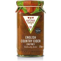 Cottage Delight Old English Chutney with Cider