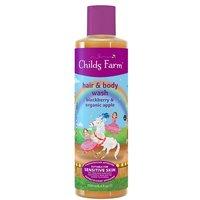 Childs Farm Hair & Body Wash Blackberry & Organic Apple 250ml