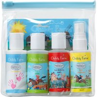 Childs Farm Little Essentials Kit 4 x 50ml Bottles