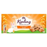 Mr Kipling Hot Cross Slices