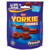 Yorkie Chunks Bag