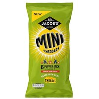 Mini Cheddars Pepper Jack 6 Pack
