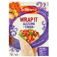 Schwartz Wrap It Tikka