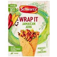 Schwartz Wrap It Jamaican Jerk