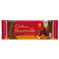 Cadbury Bournville Dark Chocolate Orange