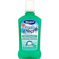 Wisdom Fresh Mint Mouthwash