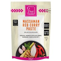 Thai Taste Massaman Curry Paste