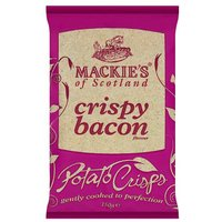 'Mackies Crispy Bacon Crisps