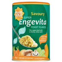Marigold Super Engevita Yeast Flakes with Added B12 & Vitamin D