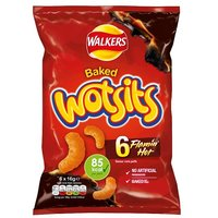 Wotsits Flaming Hot 6 Pack